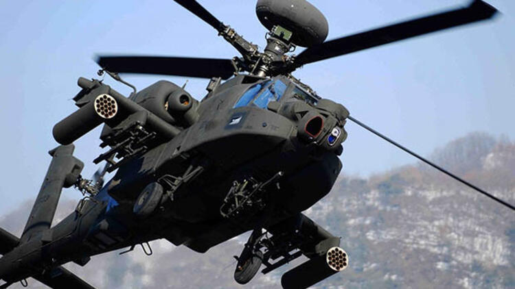Son Dakika: Askeri helikopter düştü 10 şehidimiz var