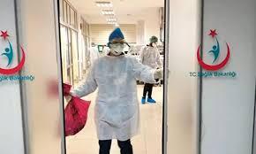 Son Dakika: Bir İlimizde Koronavirüs Şüphesiyle Bir Kişi Karantinaya Alındı
