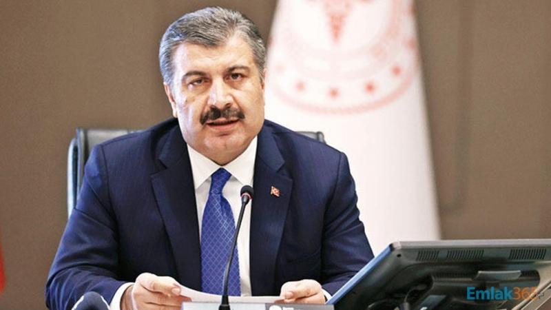 Toplantı Sona Erdi! Sağlık Bakanı Fahrettin Koca'nın Konuşması, İlk Normalleşecek Şehirler
