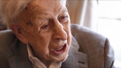 102 Yıl Önce Salgından Kurtulan Jose Ameal Pena Yalvararak, Aynı Şeyleri Tekrar Yaşamak İstemiyorum.