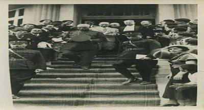 1934...İran Şahı Pehlevi'nin ziyareti...