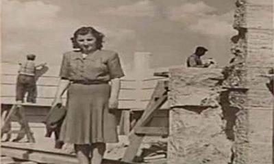 1945 yılında Anıtkabir inşaatının kontrol mühendisliği kendisine verildiğinde