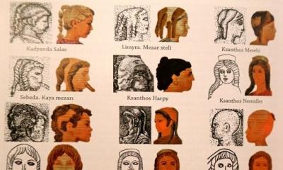 2 bin 400 Yıl Önce Kadınlarda Saç Modası Daha Uçuktu...