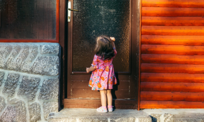 5 Yaşındaki  kız her akşam yemekten sonra evden kayboluyordu.