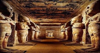 Abu Simbel Tapınağı - Mısır