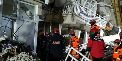 AFAD Açıkladı: Deprem Sonrası Çok Sayıda Ölü Ve Yaralı Vatandaşımız Var