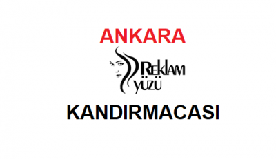 Ankara Reklam Yüzü Küçük Çocuklar Üzerinden Reklam Yapıyor !