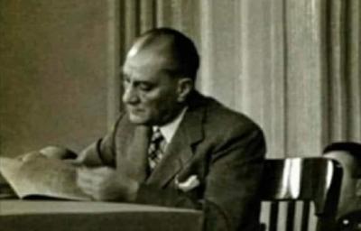 Atatürk, hiç kimsede bulunmayan büyük bir irade gücüne sahipti.