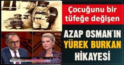Azap Osman, Antep savunmasının kahraman yiğitlerinden birisi…
