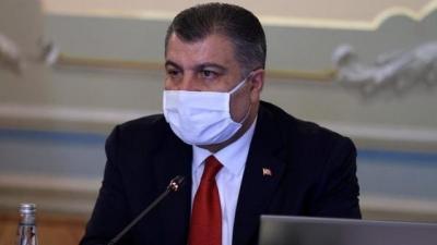 Bakan Fahrettin Koca: Pek çok kişi birkaç gün içinde Covid-19 olacak
