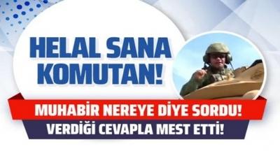 Barış Pınarı Hareketine Katılan Askerin Mesajı Herkesi Duygulandırdı