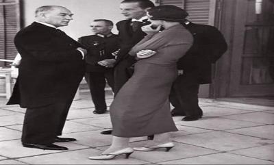 Ben bir Atatürk hayranıyım.