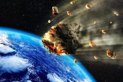 Bir Bu Eksikti: NASA'dan korkutan açıklama. Dev gök taşı Dünya'ya doğru geliyor