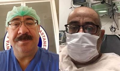 Bir Sağlık çalışanı koronavirüse yenik düştü