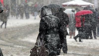 Bu İllerde Oturanlar Dikkat! Meteoroloji'den kar ve tipi uyarısı