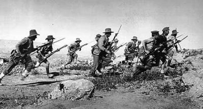 ÇANAKKALE SAVAŞI SIRASINDA İNGİLİZ TEĞMENİ IVAN HELID'İN İNGİLTERE'YE YOLLADIĞI VE 1915'DE DAILY EXPRESS GAZETESİNDE YAYINLANAN MEKTUPLARI