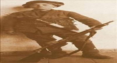 Çanakkale Savaşına katılıp bedenini toprak edip, toprağı bize vatan yapan kınalı kuzu henüz 15 yaşında..