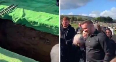 Cenazesinde Önceden Aldığı Ses Kaydını İnsanlara Dinleten, Yılın Eşek Şakasını Yapan Adam