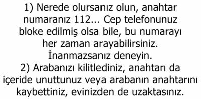 CEP TELEFONUNUZLA İLGİLİ ÇOK FAYDALI BİLGİLER..