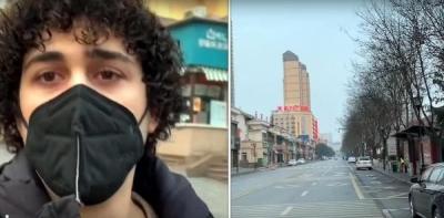 Çin'de Yaşayan Öğretmenin Koronavirüsle İlgili Korkunç Şeyler Anlattı