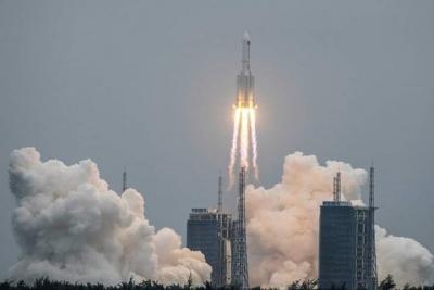 Çin'in roketi kontrolden çıktı: Her yere düşebilir.