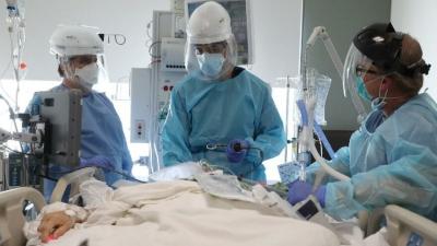 Corona ile ilgili çarpıcı araştırma 4 hastadan 3'ünde etkiler geçmiyor!