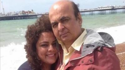 Coronavirüsü bir aileyi parçaladı! Baba-kız 24 saat arayla hayatlarını kaybetti