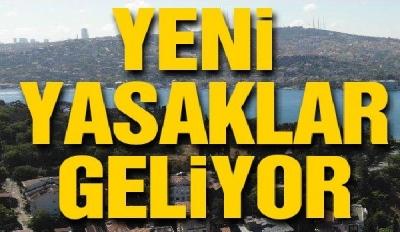 Cumhurbaşkanı Erdoğan Alınan Yeni Yasakları Açıkladı: İşte Kabinede Alınan Yeni Kararlar
