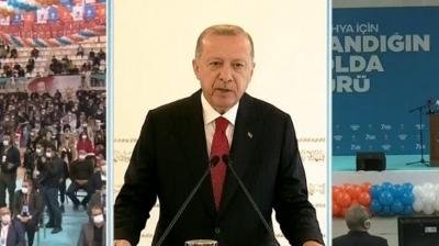 Cumhurbaşkanı Erdoğan Açıkladı: Yeni Ve Daha Ağır Kısıtlamalar Kapıda