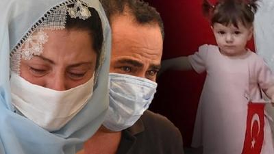 Ders Yaptıkları Sırada Balkondan Düşen 20 Aylık Kızlarının Ardından. Öğretmen çiftin en acı anı... Yürek dayanmaz