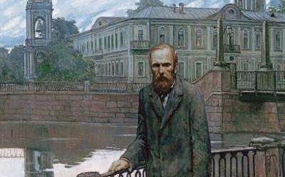 Dostoyevski sürgün yıllarında, hapishanedeki bir köpekle, insan ilişkileri üzerine gözleme dayalı bir deney yapar..