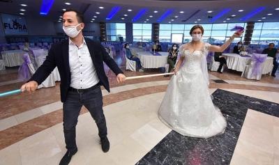 Düğün ve Nişan Yapacaklar Dikkat! Koronavirüs Önlemleri Kapsamında Düğünlere Yeni Tedbirler Geliyor