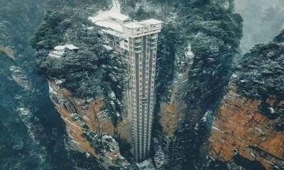 Dünyanın En Yüksek Asansörü
