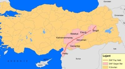 Elazığ Depremi Doğu Anadolu Fay Hattını Uyandırdı: İşte Doğu Anadolu Fay Hattı İle İlgili Bilinmesi Gereken Korkunç Gerçekler