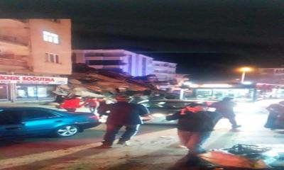 Elazığ'da Yaşanan Korkutan Depremde Can Kaybı Olduğu Bildirildi