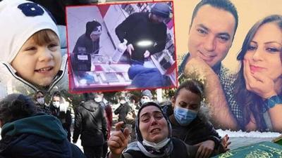 Eskişehir'de Yaşanan Aile Katliamında Şok Eden Detaylar Ortaya Çıkıyor. Katiliyle Selfie