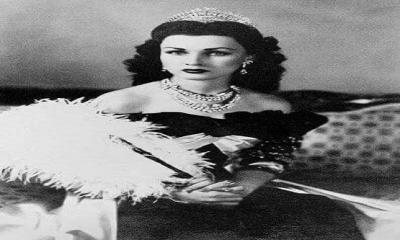 Fevziye…Mısır'ın ilk kralı Fuad'ın kızı; son kralı Faruk'un kız kardeşi, İran'ın da son şahı Rıza Pehlevi'nin de ilk karısı.