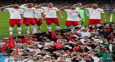 Fransızlardan Türk Milli Futbol Takımımıza Büyük Ayıp