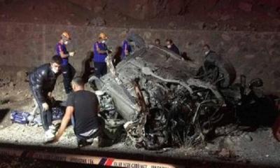 Gece Saatlerinde Korkunç Kaza: Çok Sayıda Ölü Ve Yaralı Var