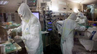 Günlük Korona Tablosu Paylaşıldı: Vaka Ve Ölü Sayısındaki Artış Tırmanıyor