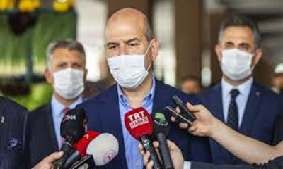 İçişleri Bakanı Soylu'dan 'sokağa çıkma yasağı' açıklaması