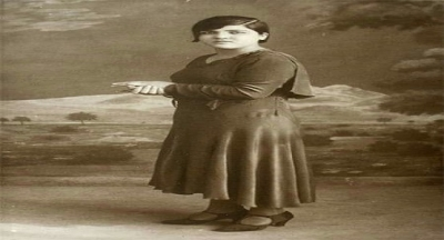 İlmiye Bergman Erciyes Dağı'nın Zirvesine çıkan İlk Türk Kadını 1936