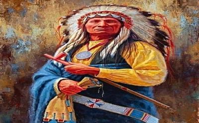 Kızılderililerin çılgın aforizmaları...