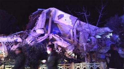 Malatya Ve Elazığ'da Yaşanan Deprem Sonrası Çok Sayıda Ölü Ve Yaralı Var