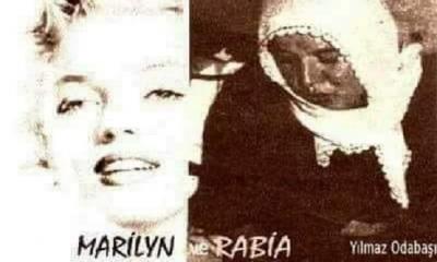 Marilyn Monroe Ve Rabia