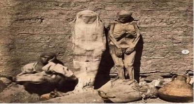 Mumya satıcısı