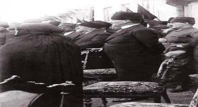 """Mustafa Kemal Atatürk: """" Yakın bunları!"""""""