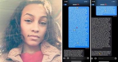Ölen Babasına Sürekli Mesajlar Atıyordu, 4 Yıl Sonra Gelen Mesajla Şok Oldu