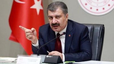 Sağlık Bakanı Fahrettin Koca Günlük Vaka Ve Ölü Sayısını, En Riskli İki İli Açıkladı