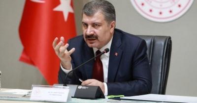 Sağlık Bakanı Fahrettin Koca Günlük Vaka Ve Ölü Sayısını Açıkladı:Vatandaşları Bu Şekilde Uyardı